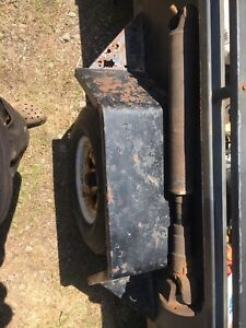 Front driveshaft out of 1994 gmc 1500