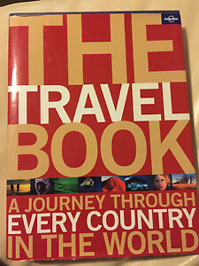Lonely planet - The Travel Book Kaleen Belconnen Area Preview