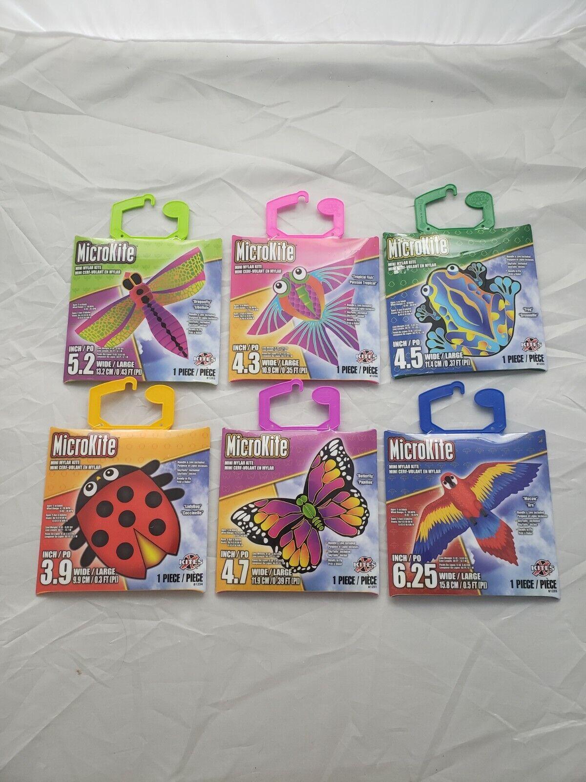 lot of 6 packs of x kites