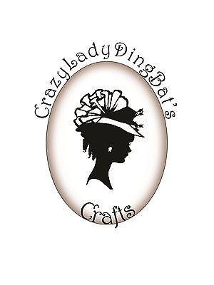 CrazyLadyDingbat's Crafts