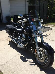 2007 Yamaha classic motorcycle for sale
