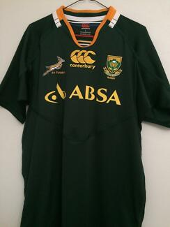 Canterbury South African Jersey