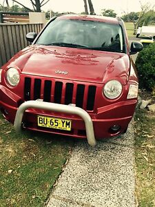 2007 Chrysler Compass Jeep Maroubra Eastern Suburbs Preview