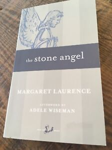 The stone angel by Margaret Lawrence