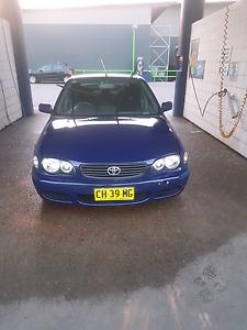 Toyota Corolla Old Toongabbie Parramatta Area Preview