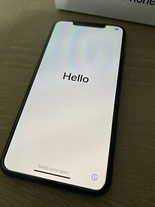 iPhone XS Max 256GB space grey - immaculate