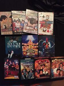 TV series box sets DVD