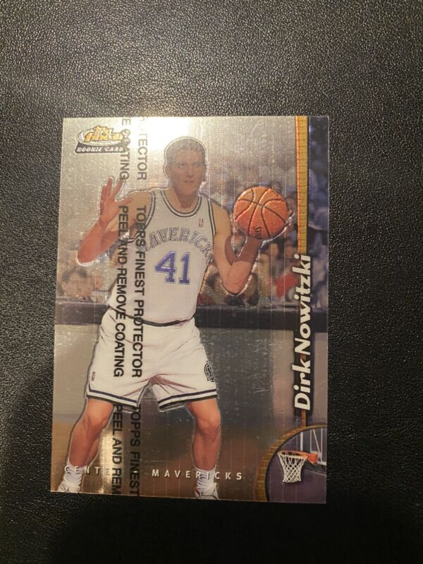 Dirk nowitzki 2001//02 Topps baloncesto Walker