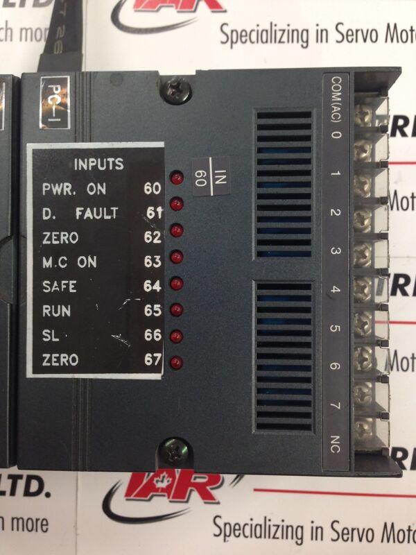 SQUARE D SYMAX INPUT MODULE AN-108