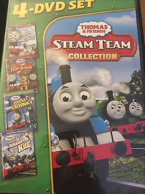 Thomas & Friends Steam Team Collection 3 DVDs Included