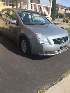 Nissan Sentra 2008 Low Km prefect condition