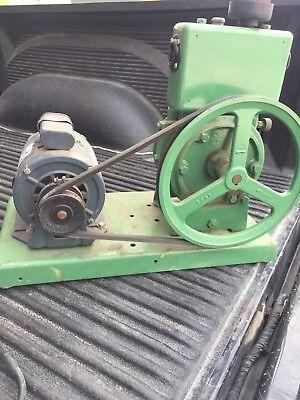 Welch Vacuum Pump Motor