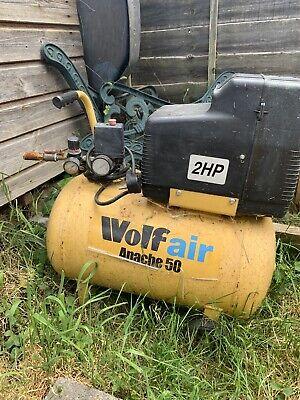 air compressor Anache 50 Wold Air