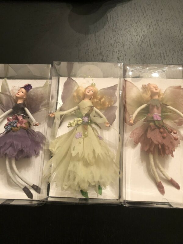 Fairy Doll Ornament