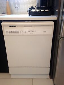 WHIRLPOOL DISHWASHER (Quiet wash PLUS model)