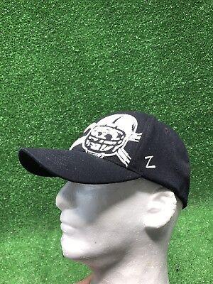 - Vintage Nebraska Cornhuskers Huskers Blackshirts Zephyr Flexfit M/L Fitted Hat
