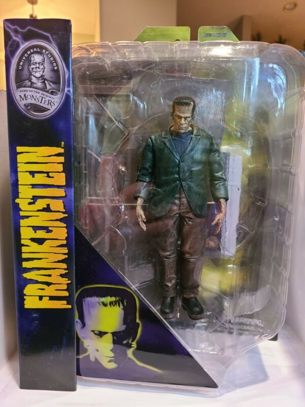 Universal Monsters Frankenstein Monster Diamond Select Action Figure