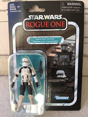 Star Wars Rogue One Vintage Collection VC126 Imperial Assault Tank Driver