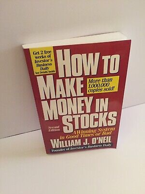How to Make Money in Stocks : A Winning System FREE GIFT WRAPPING! TOP (How To Wrap A)