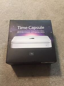 1TB Time Capsule 5th gen
