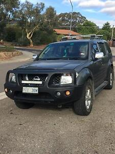 2007 Nissan Pathfinder Wagon Gilmore Tuggeranong Preview