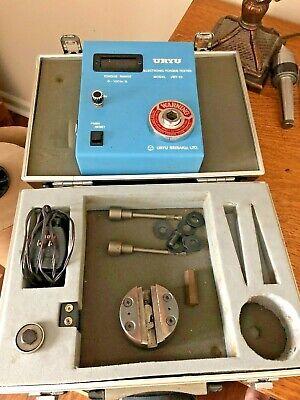 Uryu Seisaku Uet-10 Electronic Torque Tester - 0-100 In-lb