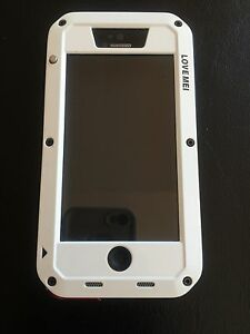 Heavy duty iPhone 5C case