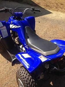 2005 Yamaha Raptor 50 YFM50RT Vale View Toowoomba Surrounds Preview
