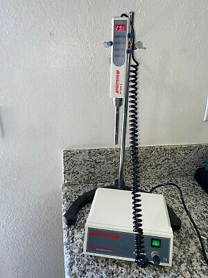 Polytron Pt 1300d Digital Homogenizer With Stand And Element Tool