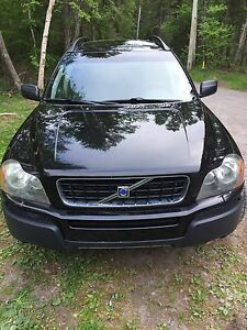 Volvo XC90 With Parts Car