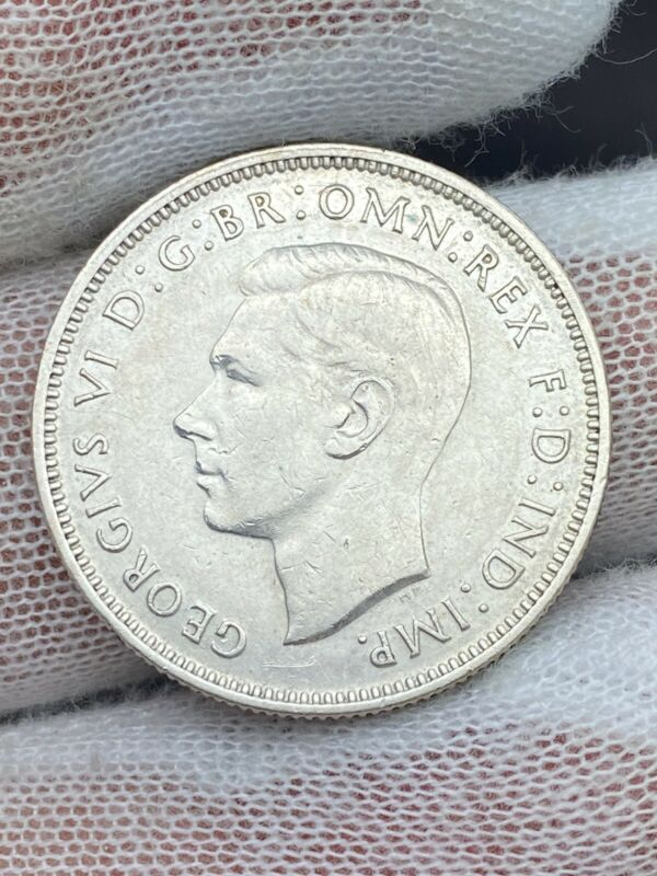 1939 Australia Florin (Key Date)