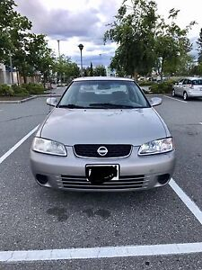 Clean title nissan sentra 2003