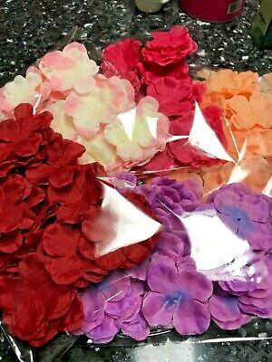 100 pcs Silk Flower Petals for Wedding Valentine's day Girl Basket Decoration - Decoration For Valentine's Day