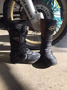 Kids Motorcross Boots Buderim Maroochydore Area Preview