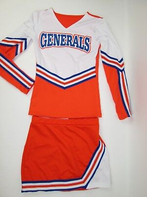 Beautiful GENERALS Cheerleader Uniform Outfit 32
