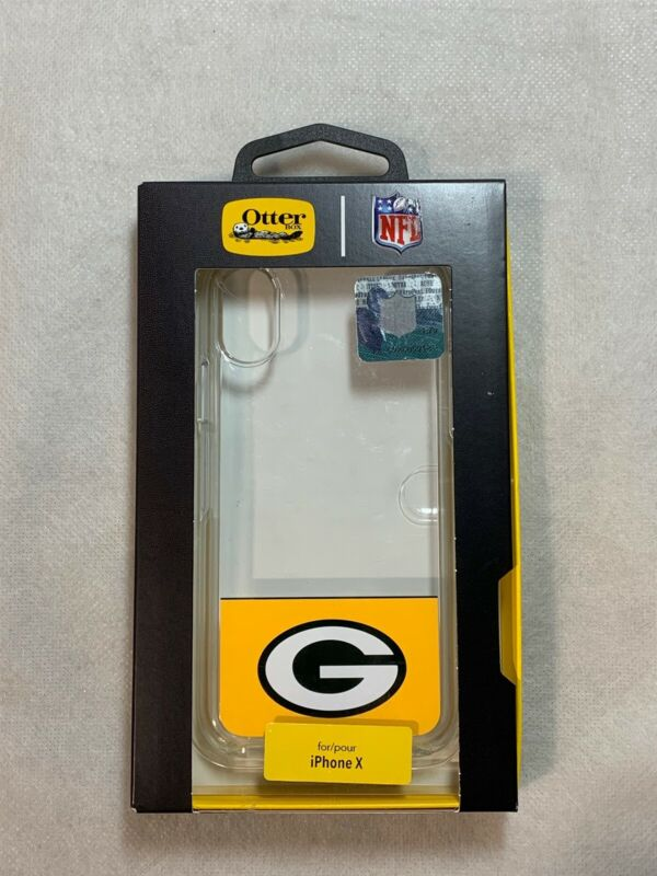 Otterbox Symmetry NFL Case for iPhone X/XS - Green Bay Packers!