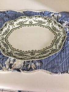 King Edward England serving plate