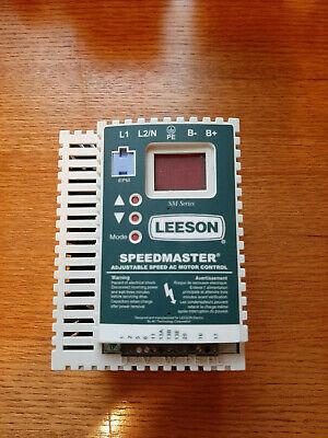 Leeson Speedmaster Sm Var. Ac Freq. Motor Control 174265.00