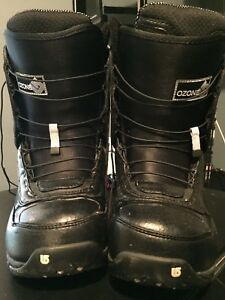 Men's Black Burton Snowboard Boots for Sale