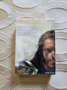 MTG Gideon Jura Cards Promo Deck 2011 New Sealed 30 Cards & Quick Start