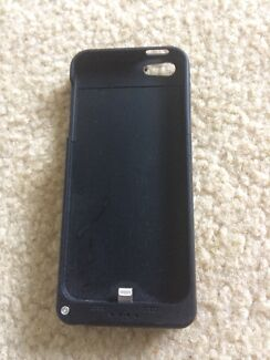Battery case for iPhone 5S