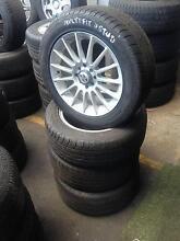 225/50r16 : Multi Fit - 4 stud wheels Molendinar Gold Coast City Preview