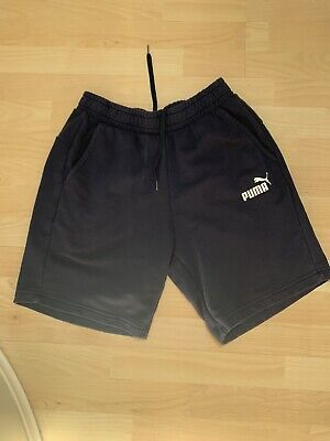 Puma Shorts, Blue, Medium