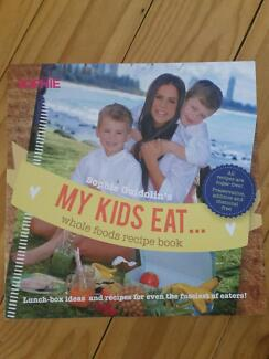 Sophie Guidolin my kids eat recipe book Paradise Campbelltown Area Preview