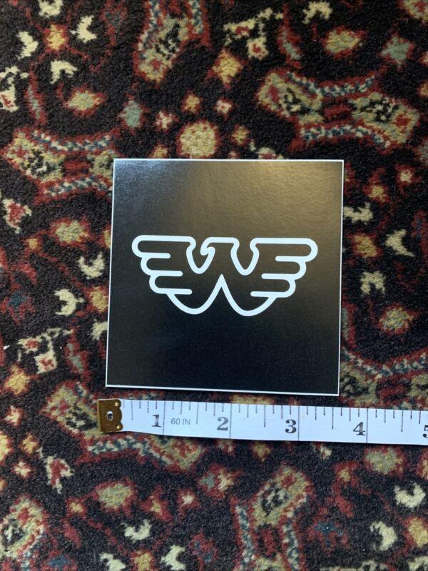 waylon jennings sticker