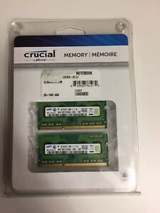 4GB Laptop RAM (PC3-1200S)
