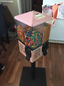 LIKE NEW CANDY DISPENSERS