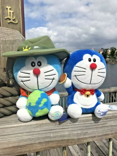 USJ Doraemon Plush Doll Universal Studios Japan Nobita