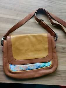 Nancy Bird Leather Handbag