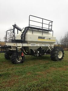 For sale 4300 Bourgault airseeder tank